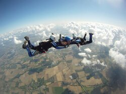 Trip to heaven Skydive Soest